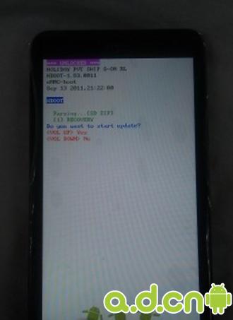 HTC Raider 4G X710e G19 突袭者刷机教程