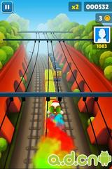《地铁跑酷 Subway Surfers》