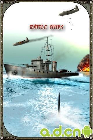 《海上战舰 Battle Ships Pro》