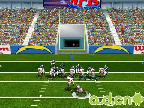 《美式橄榄球联盟2013 NFL Pro 2013》
