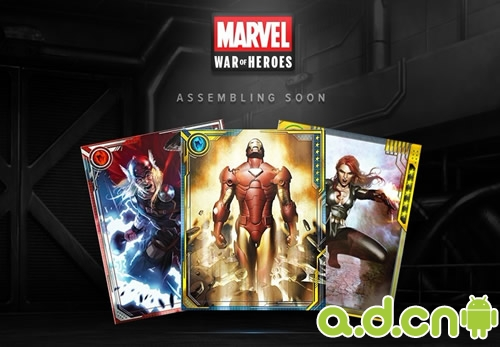 《Marvel: War of Heroes》