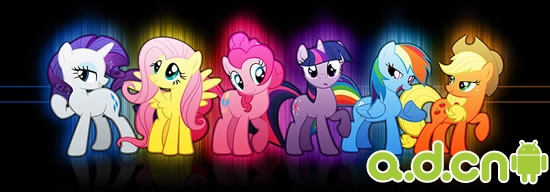 《My Little Pony》
