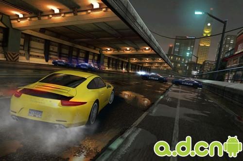 《极品飞车17:最高通缉 Need For Speed: Most Wanted》