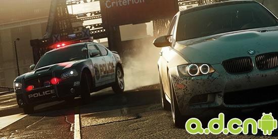 《极品飞车17:最高通缉  Need For Speed17: Most Wanted》