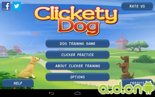 《训练小狗 Clickety Dog》