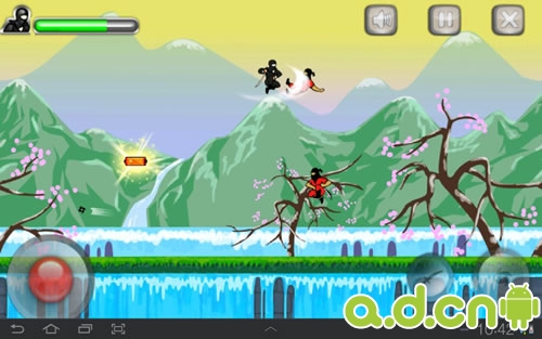《忍者游戏:影子传说 Ninja game:Legend of Kage》