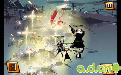 《修女也疯狂 Nun Attack》