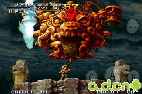 《万能战车合金弹头3 Metal Slug 3》