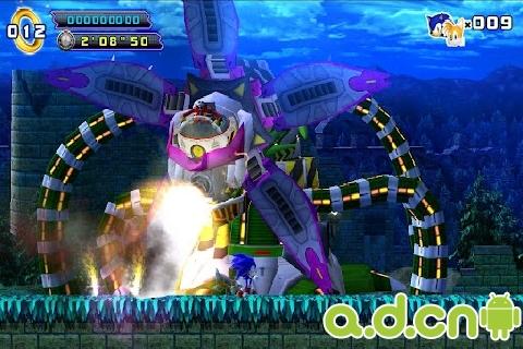 《音速小子索尼克4:第二章 Sonic 4 Episode II》