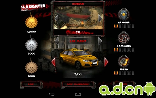 《僵尸车手 Zombie Driver》