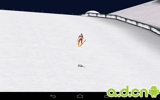 《超级滑雪少年 Super Ski Jump》