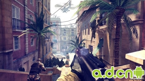 《现代战争4: 零爆点 Modern Combat 4: Zero Hour》
