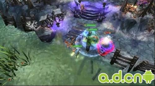 安卓DOTA英雄联盟LOL《Heroes of Order & Chaos》