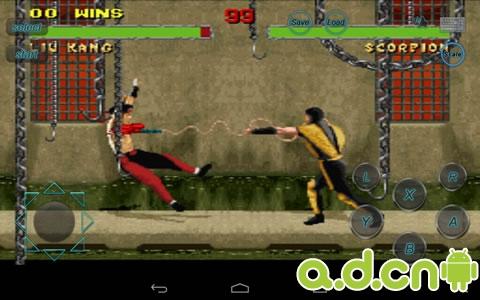 《真人快打2 Mortal Kombat II》