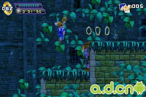 《音速小子索尼克4 Sonic 4》