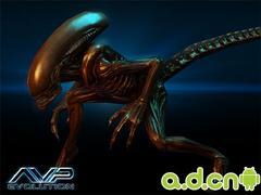 安卓动作游戏《异形大战铁血战士 Alien vs Predator》