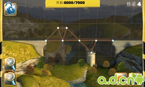 《桥梁构造者 Bridge Constructor》