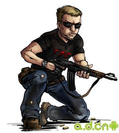 安卓射击游戏《FPS Russia: The Game》