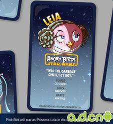 《愤怒的小鸟:星球大战 Angry Birds Star Wars》