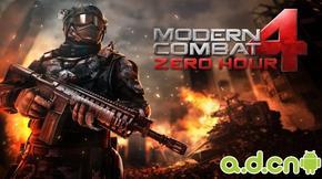 《现代战争4:决战时刻 Modern Combat 4: Zero Hour》
