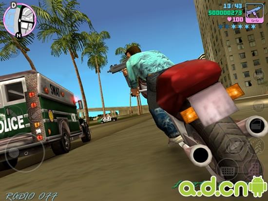 《侠盗猎车手:罪恶都市 GTA: Vice City》十周年纪念版