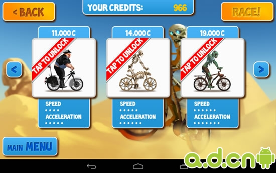 《疯狂车手2 Crazy Bikers 2》