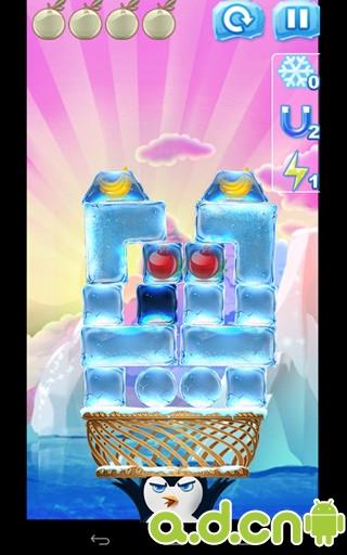 安卓益智休闲游戏《水果篮子》