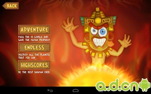 安卓益智休闲游戏《玛雅预言 Mayan Prophecy Pro》