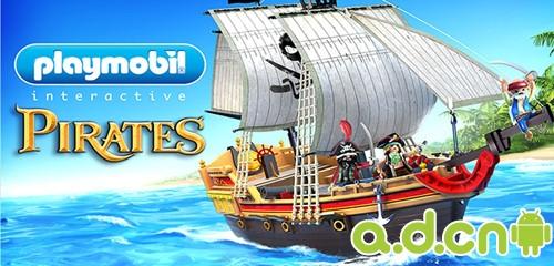 安卓海盗休闲模拟游戏《Playmobil Pirates》