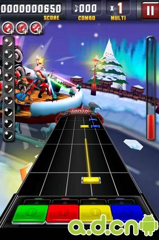 《圣诞老人摇滚明星 Santa Rockstar》下载