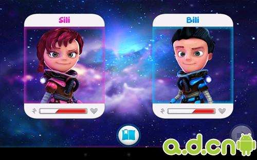 安卓动作角色扮演游戏《斯利和比利 SiliBili》