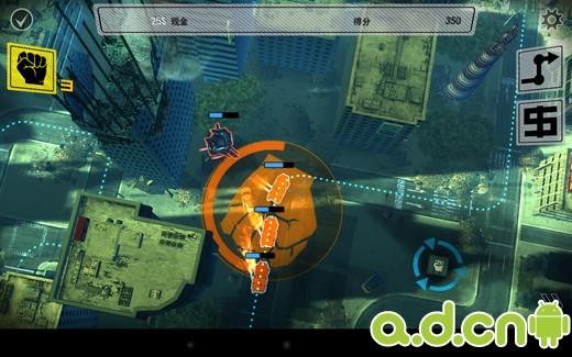 安卓策略塔防游戏《异形:高丽战区 Anomaly Korea》