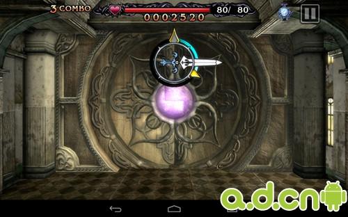 安卓音乐动作游戏《恶魔乐章 Demons' Score》