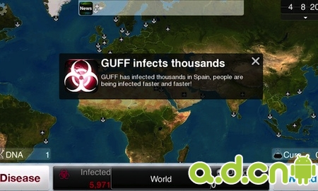 《瘟疫公司 Plague Inc.》下载