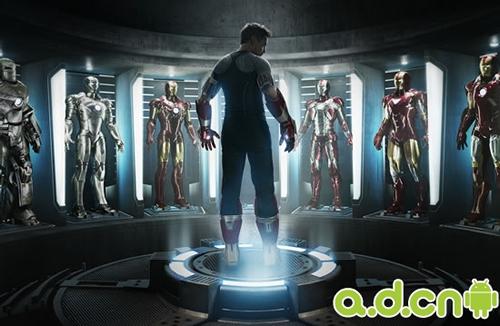 《钢铁侠3 Iron Man 3》