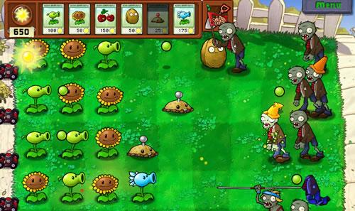《植物大战僵尸 花园战争 Plants vs Zombie GardenWarfare》