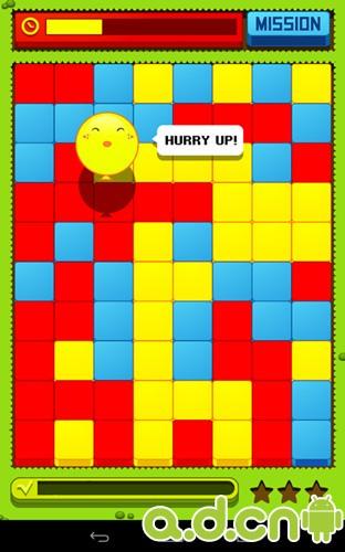 安卓益智休闲游戏《方块大消除 Cubles》