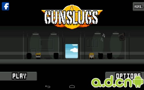 《像素魂斗罗 Gunslugs》下载