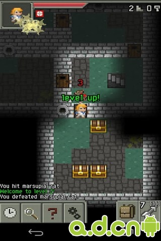 《像素地下城 Pixel Dungeon》
