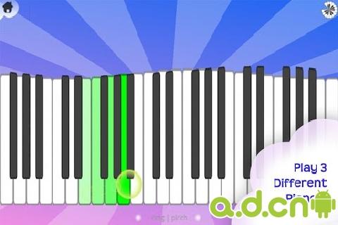 《魔法钢琴 Magic Piano》