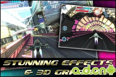 《星际快车 FLASHOUT 3D》