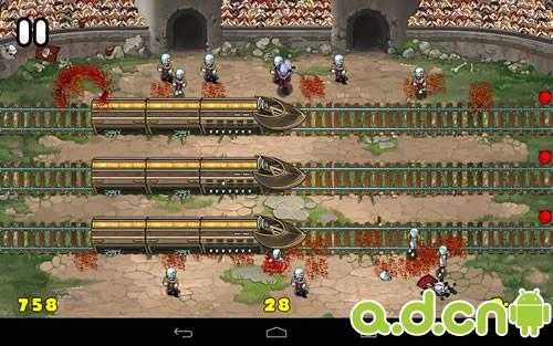 《僵尸火车 Zombies & Trains》