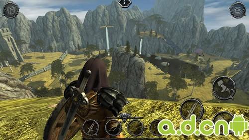 『掠奪之劍:暗影大陸 Ravensword Shadowlands』Android 版3月21日發佈_AndroidAndroid 業內新聞