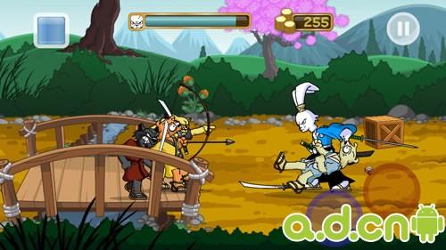 《暴力武士兔 Usagi Yojimbo: Way of the Ronin》