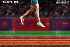 《百米赛跑 QWOP》
