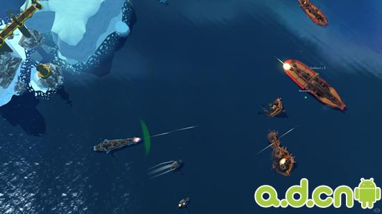 起航在即 『利維坦:戰艦 Leviathan: Warships』宣傳片和新截圖曝光_AndroidAndroid 業內新聞