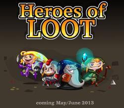 《乱世之王 Heroes of Loot》