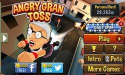 《愤怒的老奶奶向前冲 Angry Gran Toss》安卓版下载