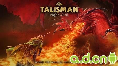 知名桌游『聖符國度 Talisman』4月25日跨越降臨Android