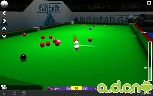 《国际斯诺克 International Snooker HD》